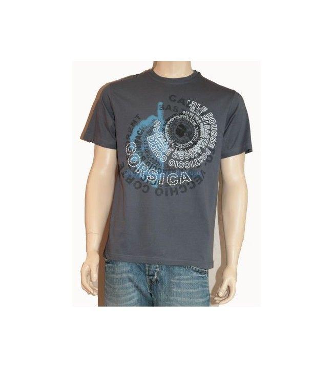 Tee-Shirt Cerchio Corsica Bambino
