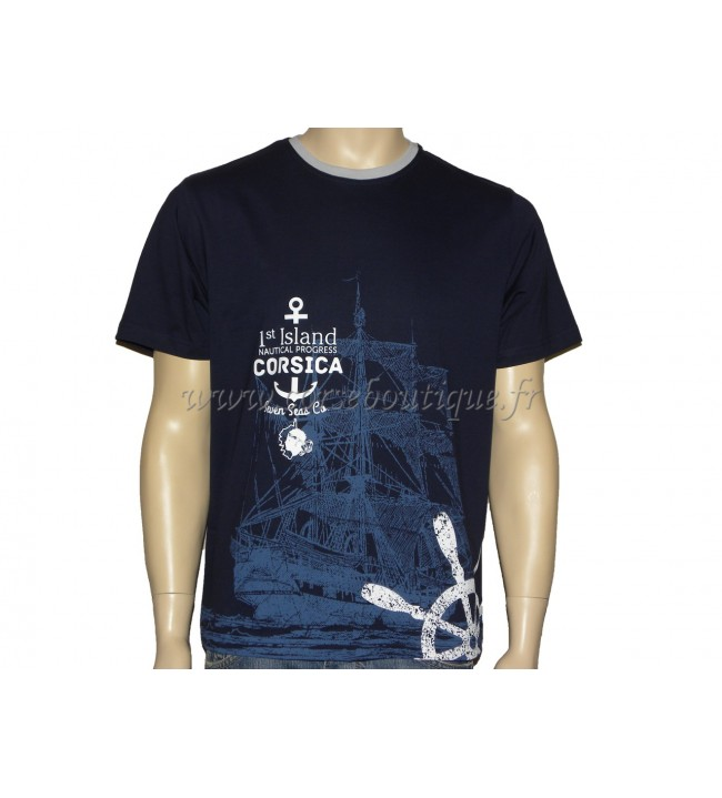 T-Shirt AHOY