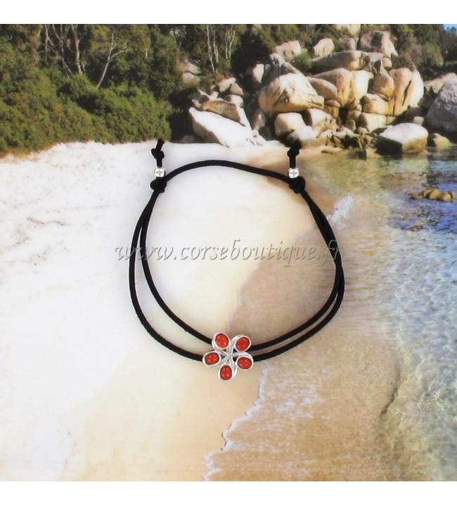 Armband van Koraal BR779N