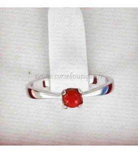 Coral ring BA804E  - Coral ring BA804E