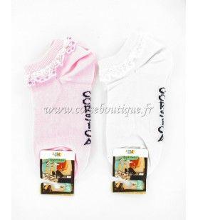 Socquette Romantic  - 1