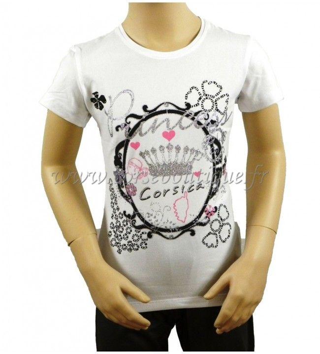 T-Shirt kind Spiegel