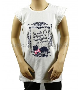 T-Shirt Kinder Irresistibile bambino