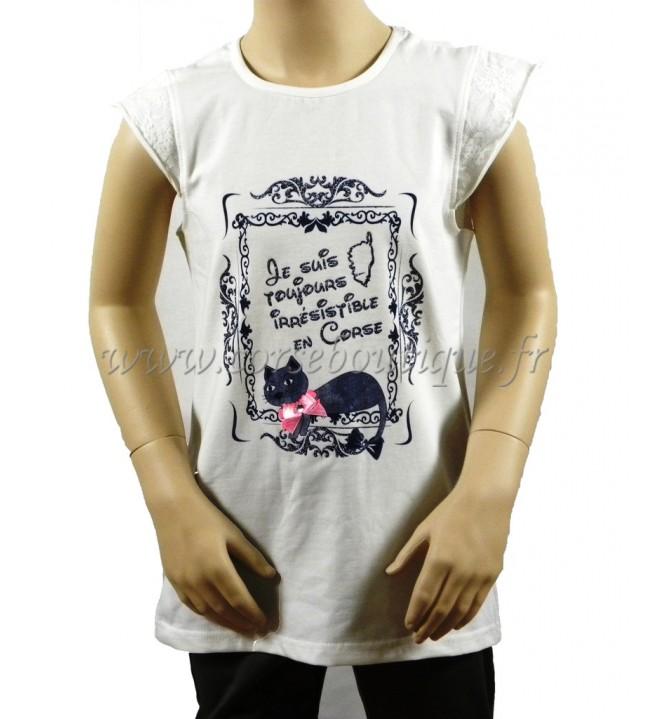 T-Shirt de Kinder Irresistible niño
