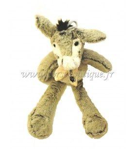 Plush donkey, long legs Corsica
