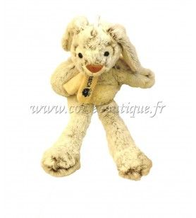 Peluche lapin longues jambes Corsica
