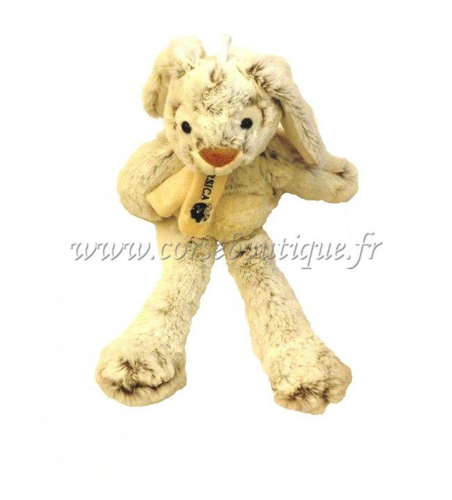 Plush bunny long legs Corsica