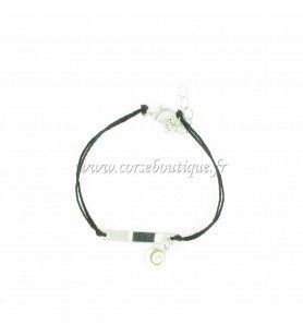 Armband elastisch Auge von Sainte Lucie 8355
