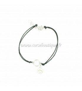 Armband elastisch Auge von Sainte Lucie 8357
