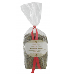 Herbs of the Maquis Sachet 100 Gr ANGELI  -  Herbs of the Maquis Sachet 100 Gr ANGELI