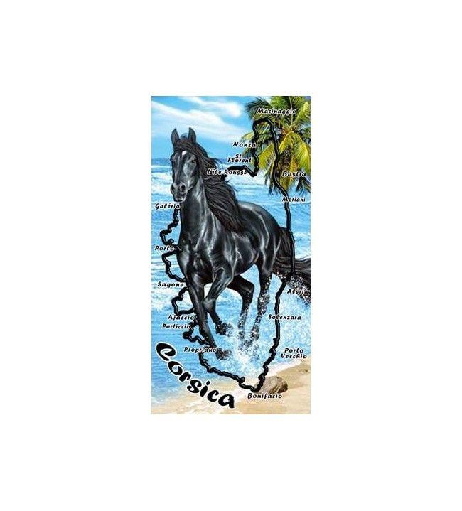 Pferdehandtuch 3256