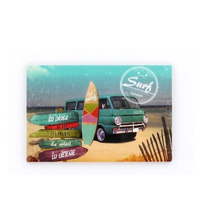 Magnet Print Surf 8 x 5.4 cm