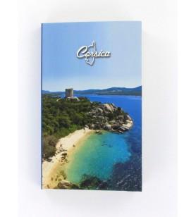 Kladblok Corsica 01890