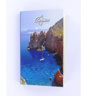 Kladblok Corsica 01892