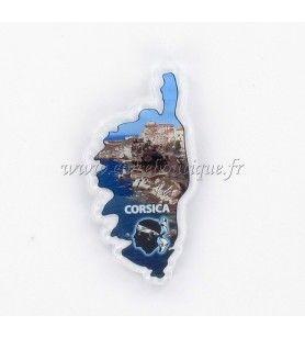 Magnete di cristallo Corsica Bonifacio HD 504T