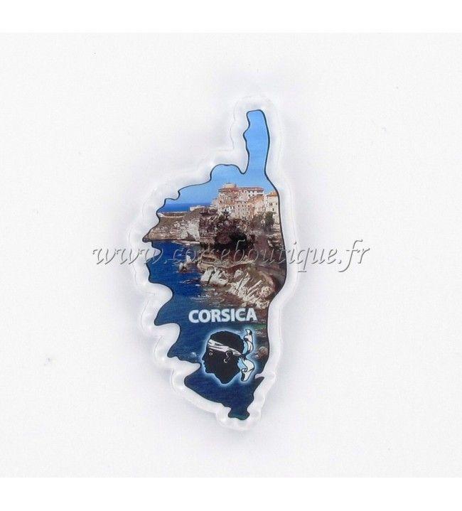 Magnet crystal Corse Bonifacio HD 504T