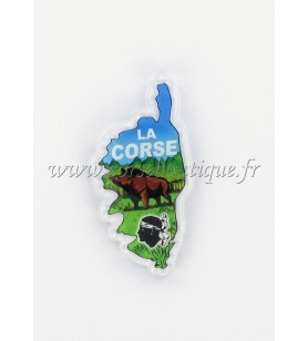 Magnet crystal Corsican wild Boar HD 503T
