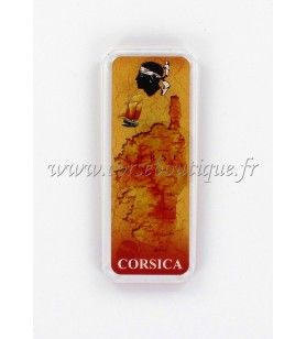 Magnet crystal Corsican imitation wood HD 502T