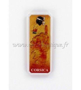 Magnet crystal Corse imitation bois HD 502T  - 1