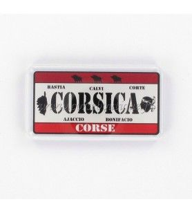 Magnet crystal HD plaque Corsica