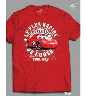 T-Shirt Rápida Niño
