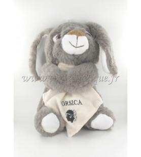 Rabbit with doudou