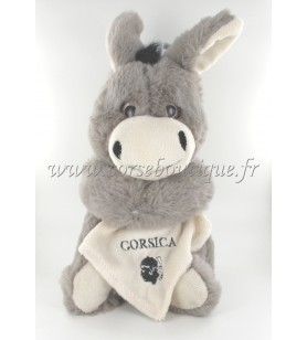 Donkey with blanket