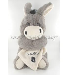 Donkey with blanket