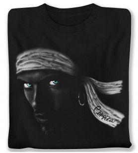 Camiseta Johny Niño 16.9