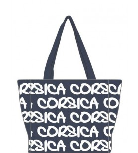 Shopping bag Small Model Jean Dark