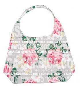 Sac City Flowers beige background