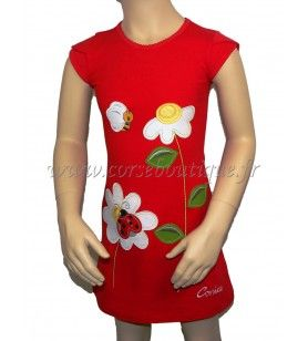 Ladybug Kleid  - Ladybug Kleid