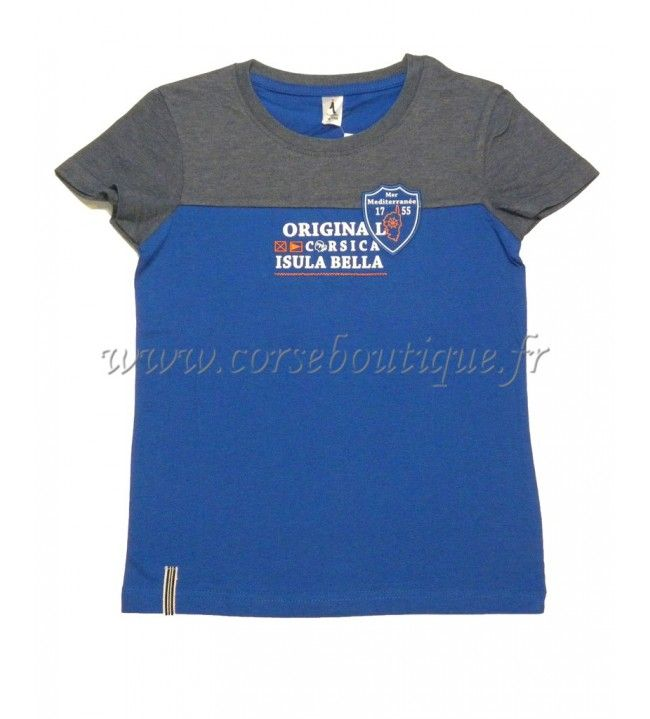T-Shirt Con Tobias del Niño