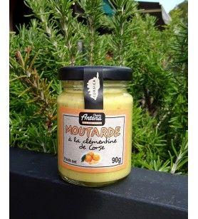 Clementine Mustard 90g