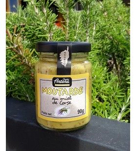 Honey mustard 90g