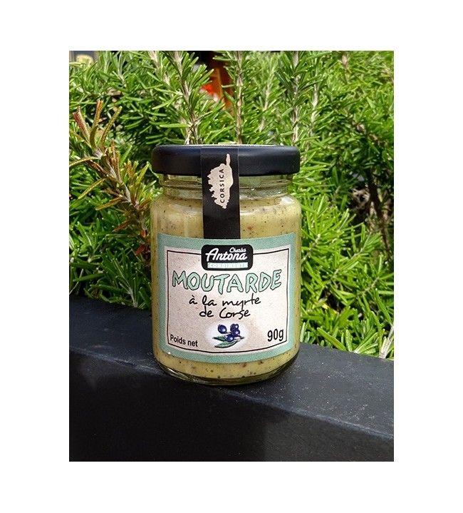 Moutarde à la Myrte 90g