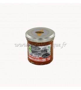 Tapas bio Tomates séchées Tomme Corse Minnà 130 Gr