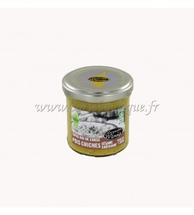 Organic Tapas Kichererbsen Sesamkastanie Minnà 130 gr