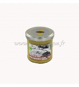 Tapas organic chickpeas, sesame, chestnut Minnà 130 Gr