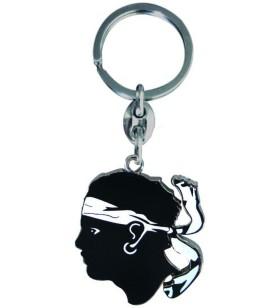 Schlüsselanhänger Kopf von Classic Moor