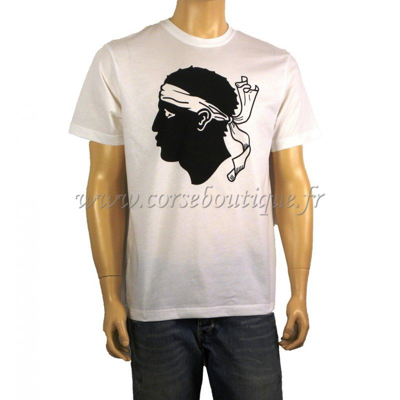 c2473e4fa9b22 Tee-Shirt basic Tête de Maure Big Enfant à 12
