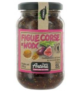 Jam of fig and walnuts 330 gr  - Jam of fig and walnuts 330 gr