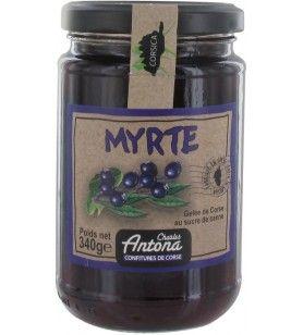 Gelée de Myrte CA 340 gr