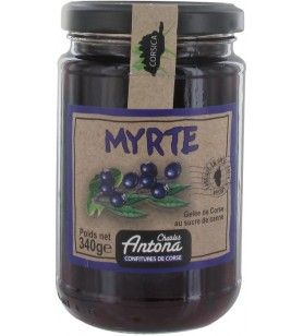 Myrtle jelly 340 gr