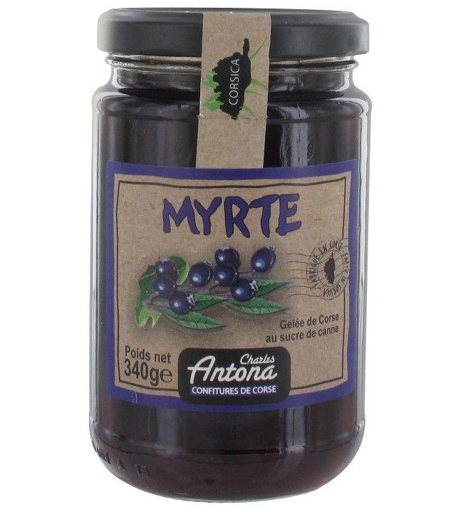 Gelée de Myrte 340 gr