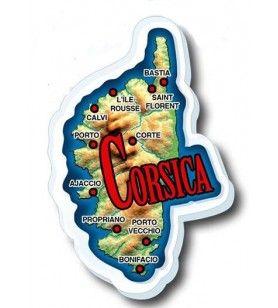 Tarjeta magnética de cristal Corsica HD 521T