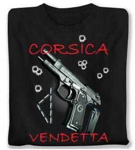Tee-Shirt VENDETTA