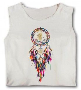Camiseta de tirantes Woman's Dream