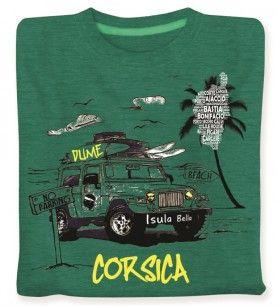 Surf T-shirt voor kinderen