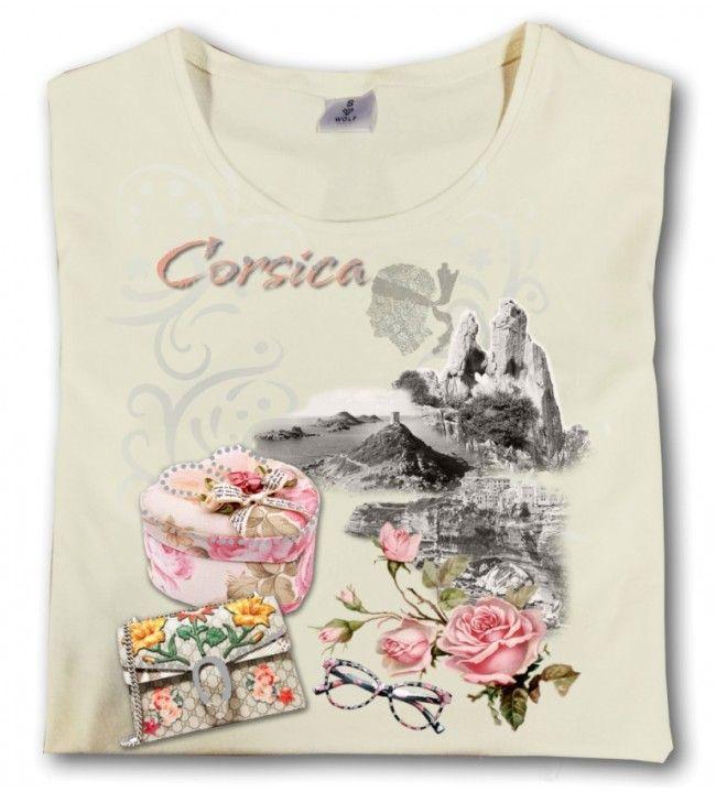 Camiseta Piana Mujer